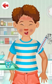 Kids Doctor Game - 1