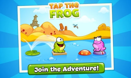 Tap the Frog - 1