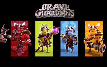 Brave Guardians - 1