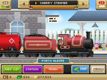 Pocket Trains - 1