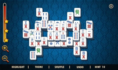 Mahjong Solitaire - 3