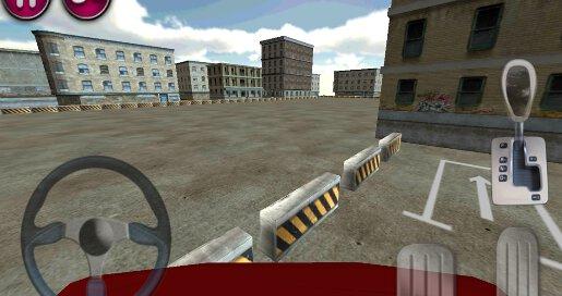 Fire Truck Parking 3D - 3