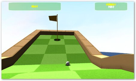 Mini Golf 3D - 1