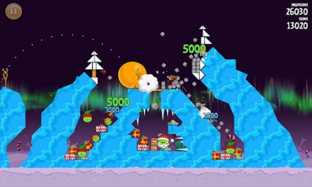 Angry Birds Seasons - 2