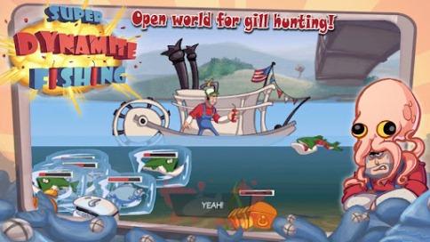 Super Dynamite Fishing - 3