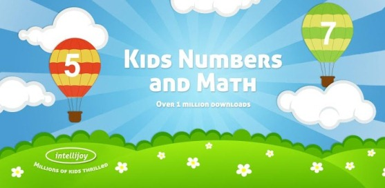 Kids Numbers and Math Lite - 1