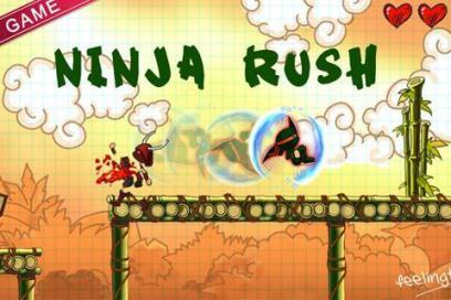 Ninja Rush - 3