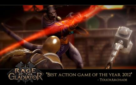 Rage of the Gladiator - 1