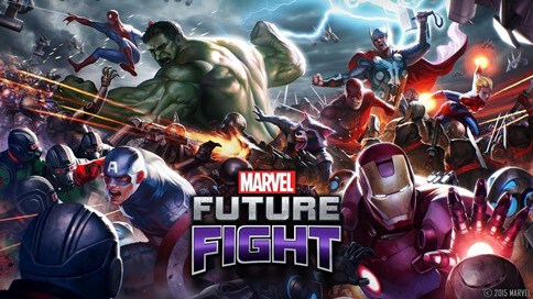 MARVEL Future Fight - 60