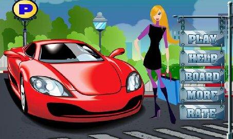 Parking Car - 1