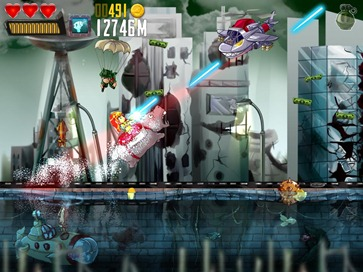 Ramboat: Hero Shooting Game - 4