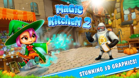 Magic Kitchen 2 - 1