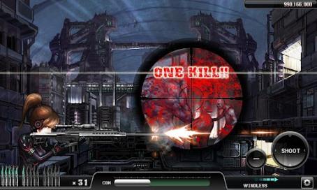 Zombie Sniper 3D II - 3