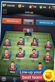 FC Barcelona Fantasy Manager 14 - 4