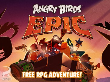 Angry Birds Epic - 5