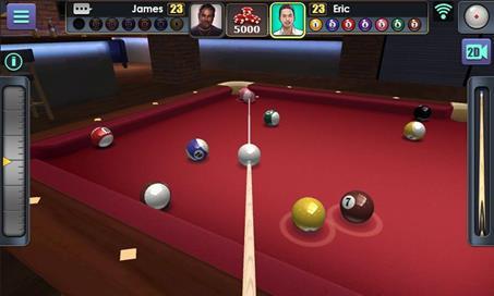 3D Pool Ball - 3