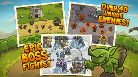 Kingdom Rush - 4