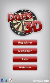 Darts 3D - 3