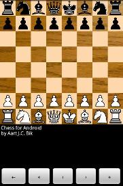 Chess for Android - 2