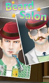 Beard Salon Free games - 3