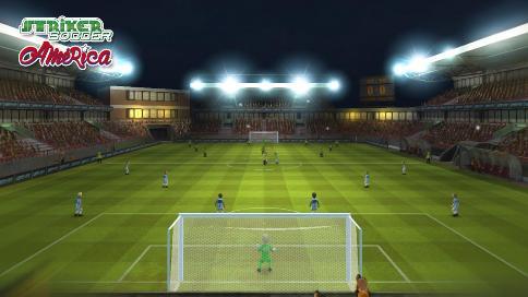 Striker Soccer America 2015 - 1