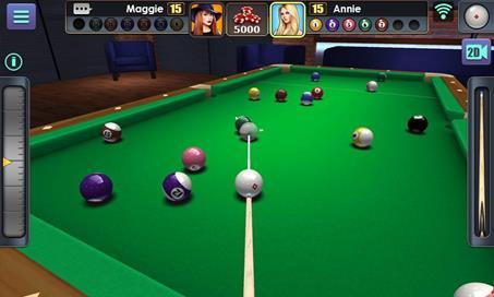 3D Pool Ball - 2