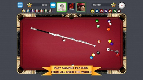 Master Of Billiard - Pool 8 9 - 3