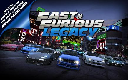 Fast Furious Legacy - 4