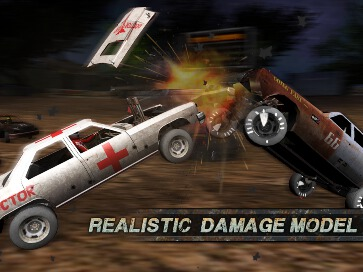 Demolition Derby: Crash Racing - 4
