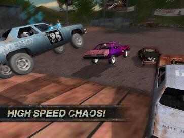 Demolition Derby: Crash Racing - 4