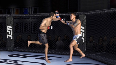 EA SPORTS UFC - 54