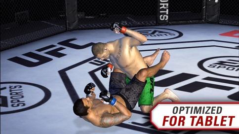 EA SPORTS UFC - 3