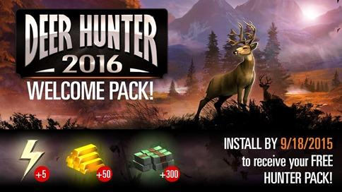 DEER HUNTER 2016 - 3