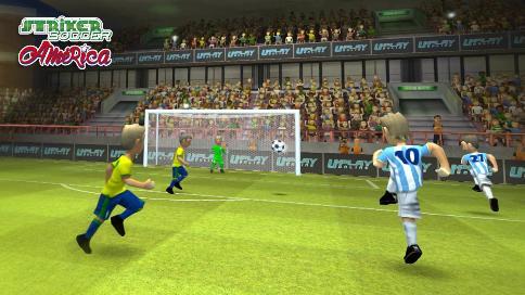 Striker Soccer America 2015 - 3