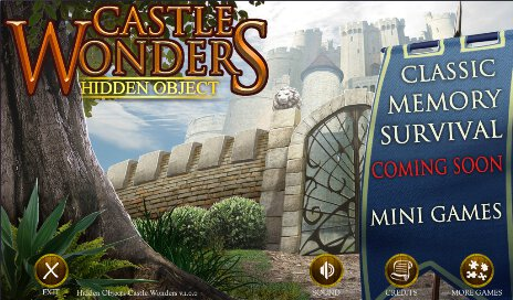 Castle Wonders Hidden Object  - 2