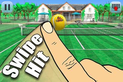 Hit Tennis 3 - 1