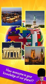 Geo Quiz - 4 pics 1 place - 2