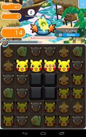 Pokémon Shuffle - 3