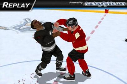 Hockey Fight Lite - 3