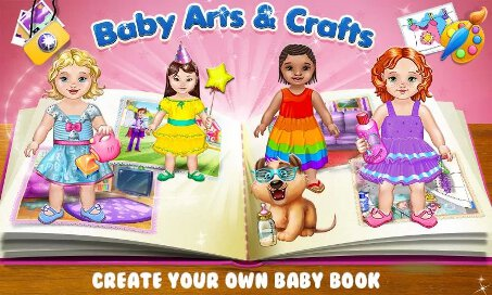 Baby Arts and Crafts - 1
