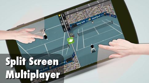 Tennis Champion 3D - 4