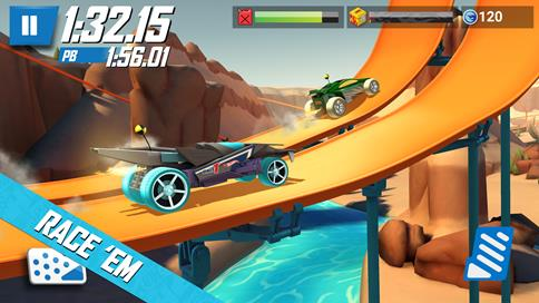 Hot Wheels: Race Off - 3