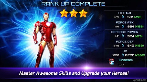 MARVEL Future Fight - 3