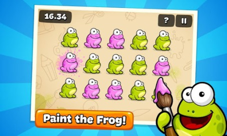 Tap the Frog - 2