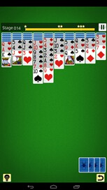 Spider Solitaire King - 2