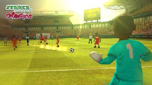Striker Soccer America 2015 - 2