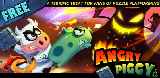 Angry Piggy - 1