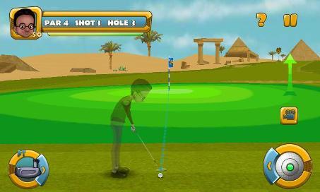 Golf Championship - 2