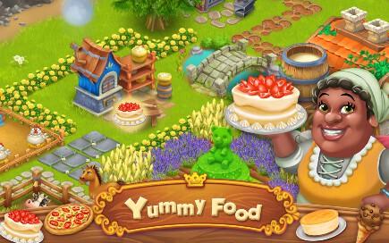 Village and Farm - 3