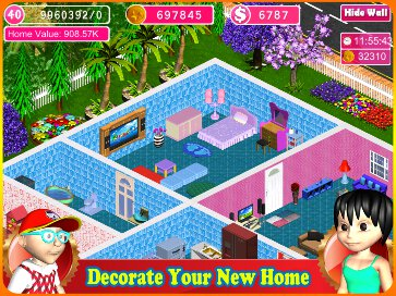 Home Design Dream House - 1